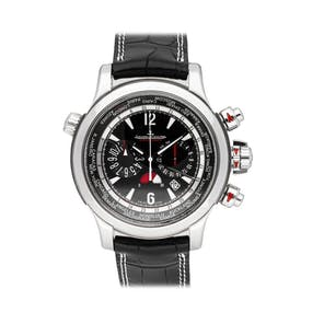 Pre-Owned Jaeger-LeCoultre Master Compressor Extreme World Chronograph Q1768470