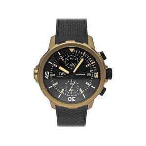"Pre-Owned IWC Aquatimer Chronograph Edition ""Expedition Charles Darwin""  IW3795-03"
