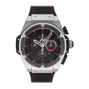 Pre-Owned Hublot F1 King Power Chronograph Limited Edition 703.ZM.1123.NR.FMO10