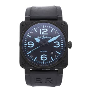 Pre-Owned Bell & Ross BR-03 BR03-92
