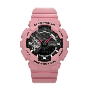 Pre-Owned Casio G-Shock S Series World Time Alarm GMA-S110MP-4A2CR