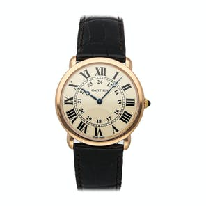 Pre-Owned Cartier Ronde Louis Cartier W6800251
