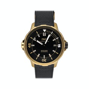 Pre-Owned IWC Aquatimer CF4 Limited Edition IW3410-01