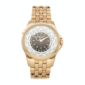 Pre-Owned Patek Philippe Complications World Time 5130/1R-001