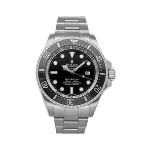 Pre-Owned Rolex Sea-Dweller Deepsea 116660