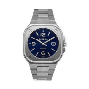 Pre-Owned Bell & Ross BR-05 BR05A-BLU-ST/SST