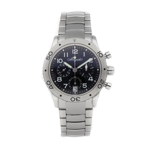 Pre-Owned Breguet Type XX Transatlantique Flyback Chronograph 3820ST/H2/SW9