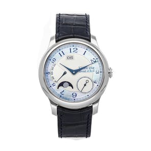 Pre-Owned F.P. Journe Octa Lune Boutique Nacre Edition LN PT 40 A MOPB