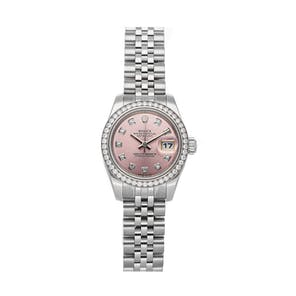 Pre-Owned Rolex Datejust 179384