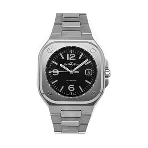 Pre-Owned Bell & Ross BR-05 BR05A-BL-ST/SST