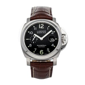Pre-Owned Panerai Luminor Marina PAM 164