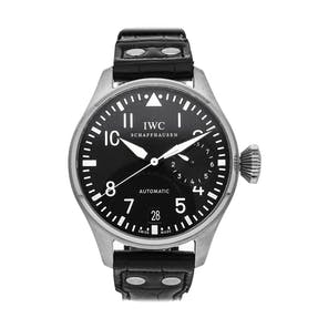 Pre-Owned IWC Pilot's Watch IW5004-01