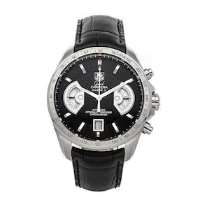 Pre-Owned Tag Heuer Grand Carrera CAV511A.FC6225