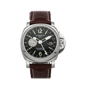 Pre-Owned Panerai Luminor GMT PAM 88