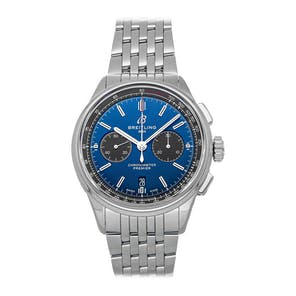 Pre-Owned Breitling Premier B01 Chronograph AB0118221C1A1