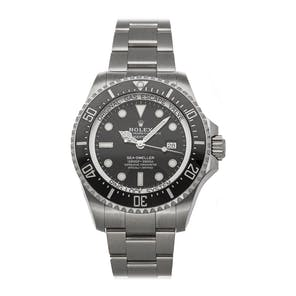 Pre-Owned Rolex Sea-Dweller Deepsea 126660