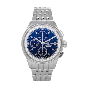 Pre-Owned Breitling Premier Chronograph A13315351C1A1