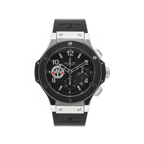Pre-Owned Hublot Big Bang Courchevel Yacht Club Limited Edition 301.SM.100.RX.CVL07