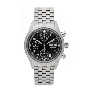 Pre-Owned IWC Pilot's Watch Fliegerchronograph IW3706-07