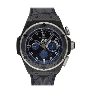 Pre-Owned Hublot King Power F1 Interlagos Limited Edition 703.QM.1129.HR.FIL11