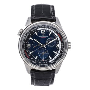 Pre-Owned Jaeger-LeCoultre Polaris  Geographic WT Limited Edition Q904847J