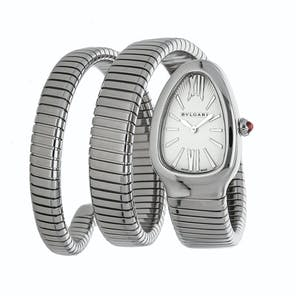 Pre-Owned Bvlgari Serpenti Tubogas 101911
