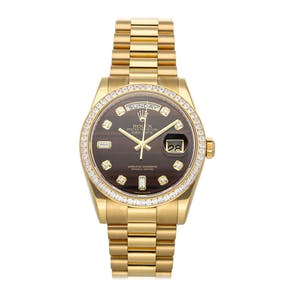 Pre-Owned Rolex Day-Date 118398