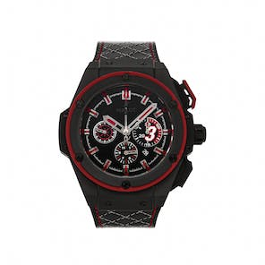 Pre-Owned Hublot King Power Dwayne Wade Limited Edition 703.CI.1123.VR.DWD11