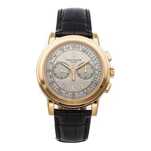 Pre-Owned Patek Philippe Complications Chronograph 5070R-001