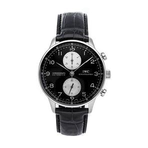Pre-Owned IWC Portuguese Chronograph IW3714-04