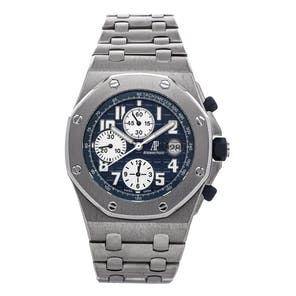 Pre-Owned Audemars Piguet Royal Oak Offshore Chronograph 25721TI.OO.1000TI.04