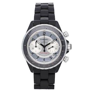 Pre-Owned Chanel J12 Superleggera Chronograph H2039