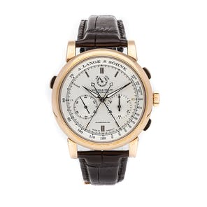 Pre-Owned A. Lange & Sohne Double Split Chronograph 404.032F