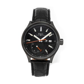 Pre-Owned Ball Watch for BMW PM3010C-L1CJ-BK