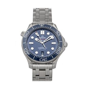 Pre-Owned Omega Seamaster Diver 300m 210.30.42.20.03.001