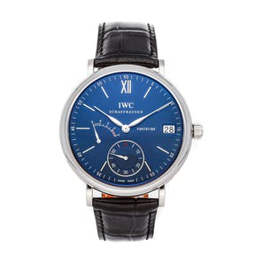 Pre-Owned IWC Portofino Hand-Wound Eight Days IW5101-06