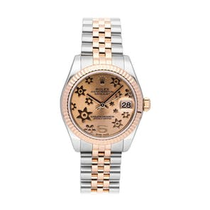 Pre-Owned Rolex Datejust 178271