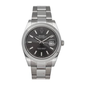 Pre-Owned Rolex Datejust 41 126300