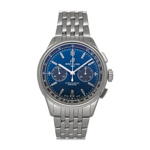 Pre-Owned Breitling Premier B01 Chronograph AB0118A61C1A1