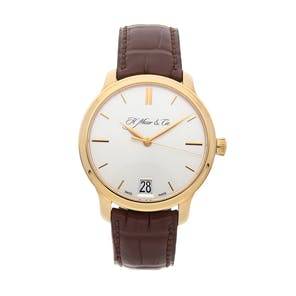 H. Moser & Cie Endeavour Big Date 1342-0101