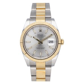 Pre-Owned Rolex Datejust 41 126333