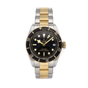 Pre-Owned Tudor Black Bay S&G 79733N