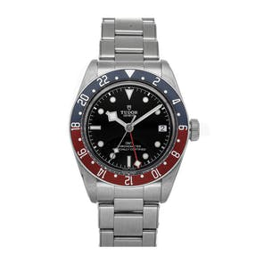 Pre-Owned Tudor Heritage Black Bay GMT 79830RB