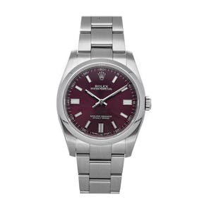 Pre-Owned Rolex Oyster Perpetual 116000