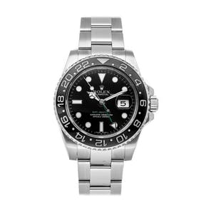 Pre-Owned Rolex GMT-Master II 116710LN