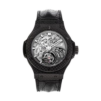 Pre-Owned Hublot Big Bang Tourbillon Minute Repeater Limited Edition 304.QX.1140.HR