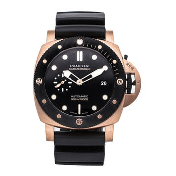 Pre-Owned Panerai Submersible Goldtech PAM 1070